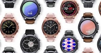 三星宣布Galaxy Watch 3的主要软件更新
