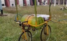 IIT Kharagpur为较小的农田开发太阳能灭虫系统