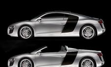 奥迪已经在街上发现了其高度机密的电动超级跑车称为奥迪R8 e-tron