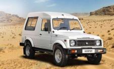 MarutiGypsy越野车将获得符合BSVI的1.5升4缸自然吸气汽油发动机