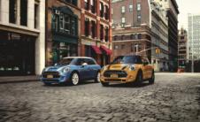 MINI增强了2016 Cooper和Cooper S系列