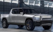 Rivian正在为其R1T电池电动皮卡车的摆放式后挡板组件申请一项新的专利申请