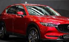 全新的马自达CX-5终于在马来西亚发售 共有5种版本 从RM13.4万起