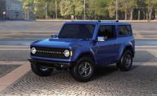 全新的Bronco将采用与以往Bronco车型类似的半独立后车顶结构
