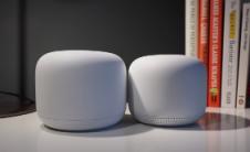 花300美元买3块带家用音箱的谷歌巢WiFi
