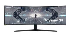 三星墨西哥推出ODYSSEYG9曲面游戏显示器