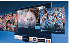 满足低于6000比索的智能电视