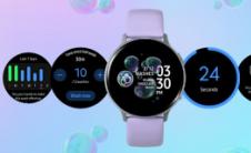 三星最新智能手表应用会提醒你洗手